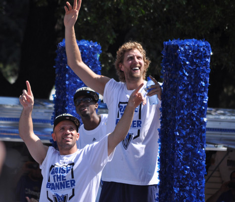 The Mavericks are welcoming back many of the stars from the 2011 NBA Championship team. (Allison Peregory Photo)